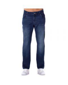 Calça Jeans Slim com Leve Used Thing