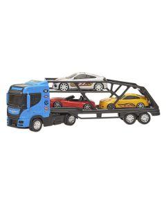 Caminhão 309 Top Truck Cegonheiro Bs Toys - Azul