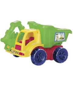 Caminhão Bell Truck Praia  - Bell Toy - DIVERSOS