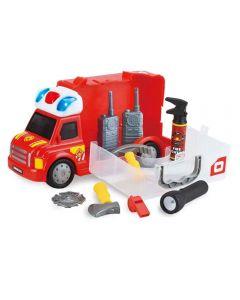 Caminhão De Bombeiro Workshop Júnior Truck Multikids - BR898