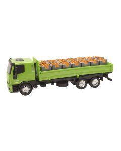 Caminhão Iveco Tector 341 Usual Brinquedos - Verde