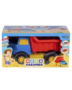 Caminhão Mega Caçamba 2192 Maptoys - Colorido