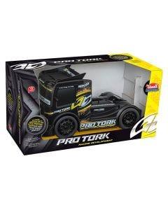 Caminhão Racer Truck Pro Tork 391 Usual Plastic - Preto