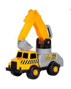 Caminhão Super Escavador - Amarelo