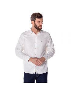 Camisa Social Masculina Listra Marc Alain
