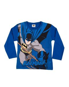 Camiseta de 1 a 3 Anos do Batman Fakini