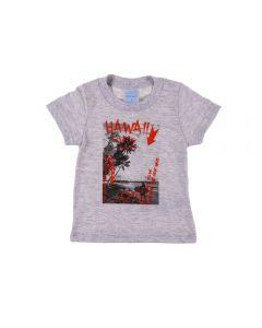Camiseta de bebê com Estampa Yoyo Baby Mcl.Cza