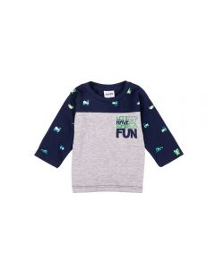 Camiseta de Bebê Fun Fakini