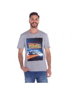 Camiseta de Volta para o Futuro Tv Series