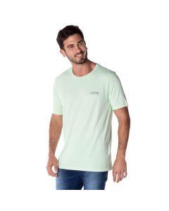 Camiseta em Malha Stone Marc Alain
