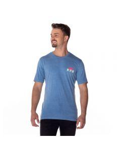 Camiseta Estonada Japão Thing Azul