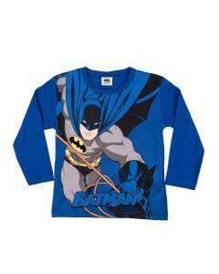 Camiseta Infantil do Batman Fakini Azul