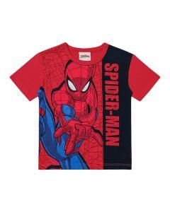 Camiseta de 1 a 3 Anos Homem Aranha Marvel Vermelho