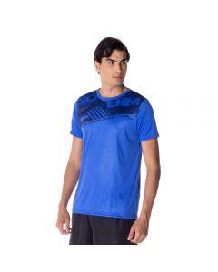 Camiseta Masculina Malha Dry Scream Azul