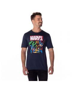Camiseta Personagens Marvel