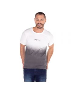 Camiseta Spray Barra Thing Off White