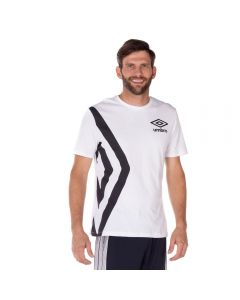 Camiseta TWR Grand Graphic Umbro Branco
