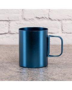 Caneca Colorida de Alumínio 500ml Sun Asia - Azul