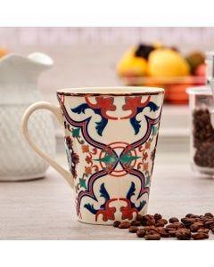 Caneca Old Havana Tile Red 300ml Corona - Ceramica