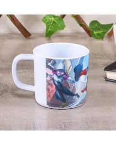 Caneca de Personagens 280ml Etihome - Spiderman