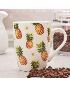 Caneca de Porcelana 330ml Rojemac - Be a Pineapple