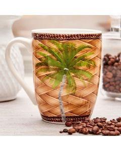 Caneca de Porcelana 330ml Rojemac - Pineapple