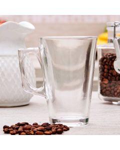 Caneca para Café 225ml Lyor - Vidro