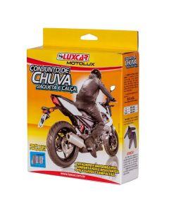 Capa de Chuva para Motoqueiro G Motolux 1577 - Cinza