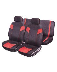 Capa para Banco Premium 7260 Luxcar - Vermelho