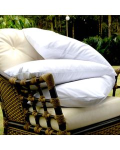 Capa Protetora para Travesseiro Impermeável Yaris - Branco