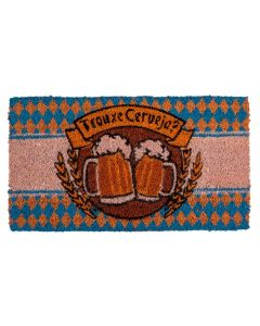 Capacho Fibra De Coco Mumbai 33X60cm Havan - Trouxe Cerveja?