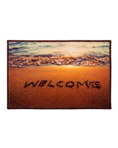 Capacho Veneza 40X60cm Havan - Welcome Areia