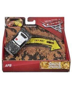 Carrinho Cars3 Cracy Mattel - APB