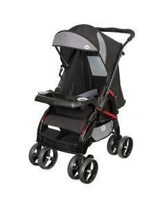 Carrinho de Bebê Berço Upper Tutti Baby - Preto