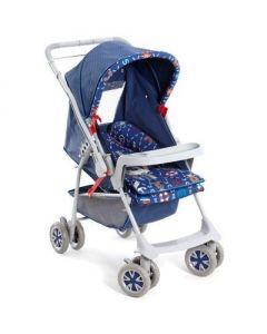 Carrinho de Bebê Milano Reversível Galzerano - Náutico