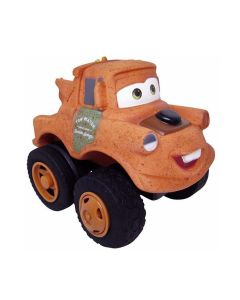 Carrinho Fofomóvel Tow Mater 2852 Líder Brinquedos - Marrom