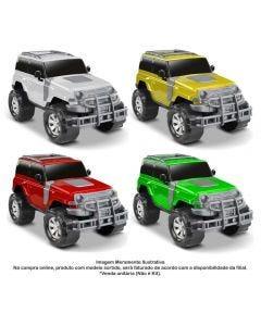 Carrinho Jeep Render Force Roma - 1012