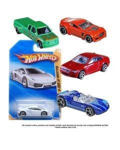 Carrinho Miniatura Vários Modelos Hot Wheels 5785 - Sortido