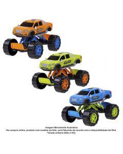 Carrinho Super Nitrus Usual Brinquedos - 457