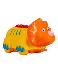 Carrinho Tchuco Baby Animais Samba Toys - 221 - Rinoceronte Rolinho