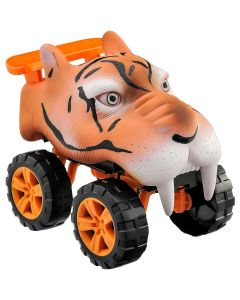 Carro Animals Off Road Tiger Usual Plastic - DIVERSOS