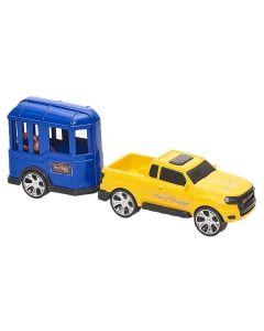 Carro com Cavalo 0503 Orange Toys - Ambar