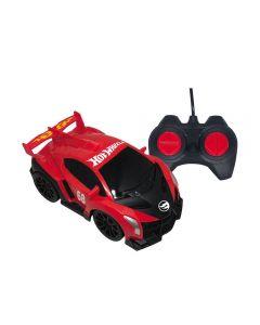 Carro com Controle Remoto Fire Blast Candide - 4516 - Vermelho