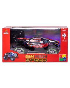 Carro com Controle Remoto High Speed CKS Toys - 13830 - Vermelho