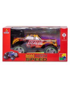 Carro com Controle Remoto High Speed CKS Toys - 13830 - Laranja