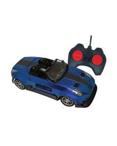 Carro com Controle Remoto Insanity Candide - 3525 - Azul