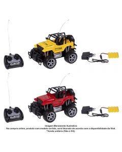 Carro Com Controle Remoto Jeep Super Trail Cks - 30A/JP