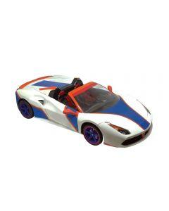 Carro com Controle Remoto Strong Spirit Candide - 3500 - Branco