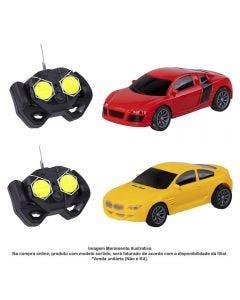 Carro Com Controle Remoto Super Tt Cks - K2747TT