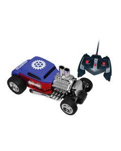 Carro com Controle Remoto The Machine Candide - 3526 - Azul
